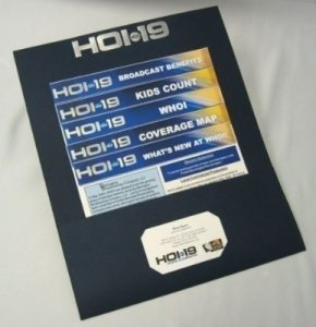 HOI-19 Pocket Panel with Step Sheets