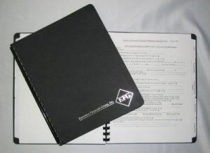 EFG Information Booklet - with GBC Binding