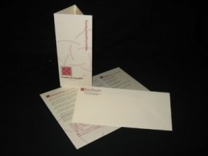 Trifold Brochure and Mailing Envelope