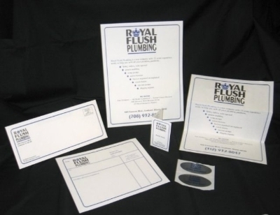 Royal Flush Business Package