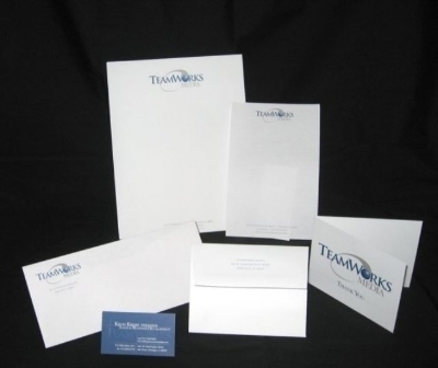 Teamworks Stationery Package