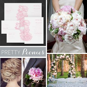 CC-Pretty Peonies Collage