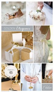 CC-Golden Elegance Collage