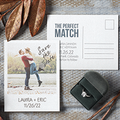 Save The Date Sample CC